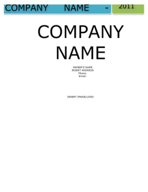 Cargo Airline Business Plan Sample - Templates: Resume